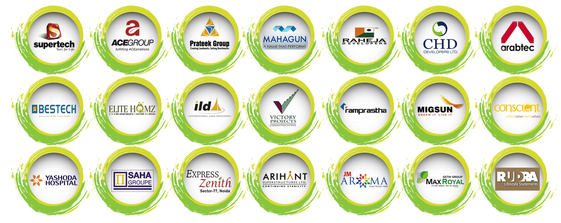 TRUSTED BY INDIA'S TOP 70+ BUILDERS