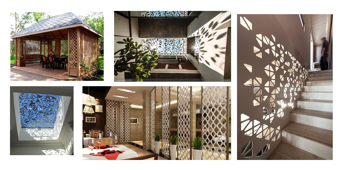 5 FAQs of Architects for using WPC Perforated Screens