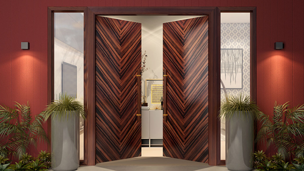 10 FAQs Group Housing Builders asks their Architects about WPC Doors for Exterior Applications